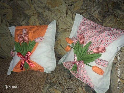 Две подушки для подружки)) фото 3