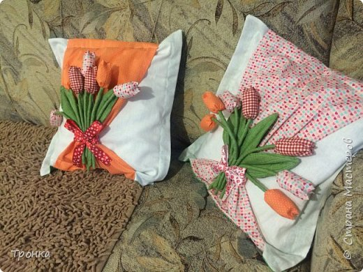 Две подушки для подружки)) фото 4