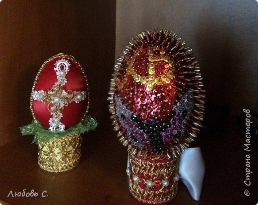 Пасхальное яйцо 2016 фото 2