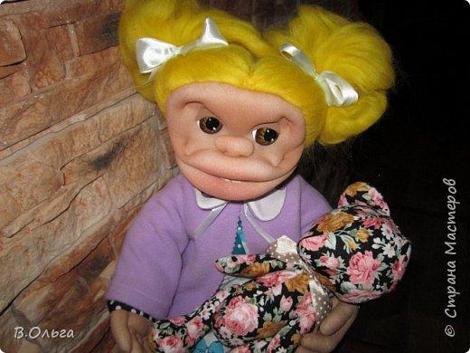 обезьянка фото 3