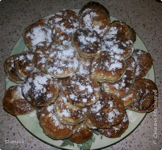 Печенье домашнее на сковороде фото 1