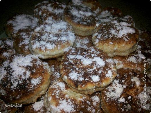 Печенье домашнее на сковороде фото 2