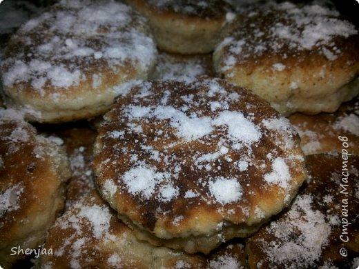 Печенье домашнее на сковороде фото 3