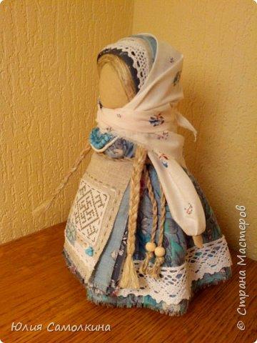Кукла-оберег Цветок Папоротника 2 фото 3
