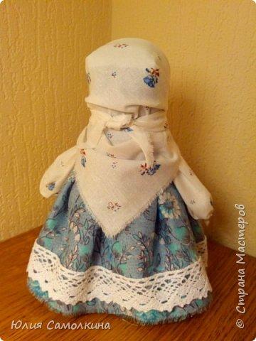 Кукла-оберег Цветок Папоротника 2 фото 5