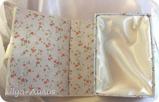 Коробочка для украшений. Сделана на заказ.  фото 3