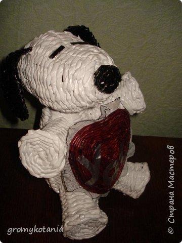 пасхальный заяц и собачка-валентинка фото 4