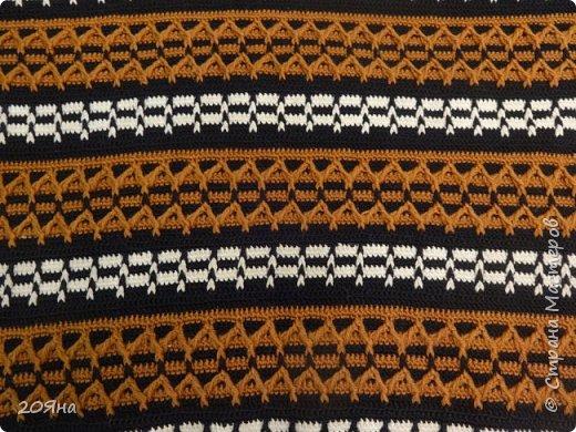 Здравствуйте, дорогие жители страны мастеров! Предлагаю вам посмотреть свитер, связанный крючком. фото 3