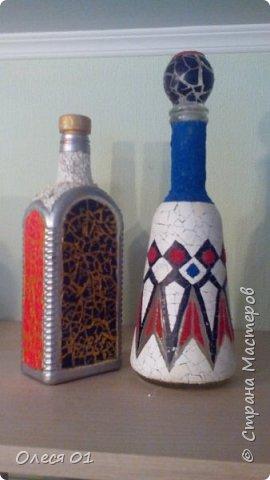 Бутылки из яичной скорлупы. фото 4