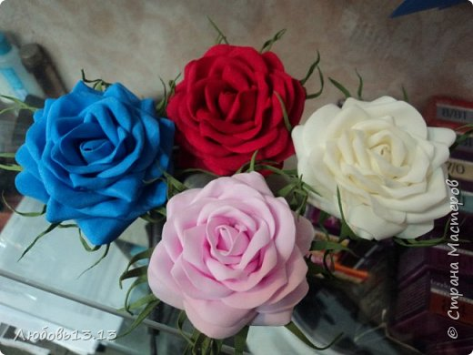 Цветочки на выпускной фото 2