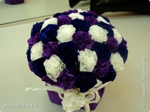 Цветочки в горшочках фото 3