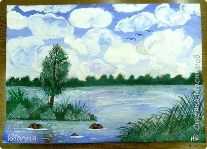 Рисунки сделаны по МК Наташи Йорк. Автор работы Смирнова Д., 9 класс фото 2