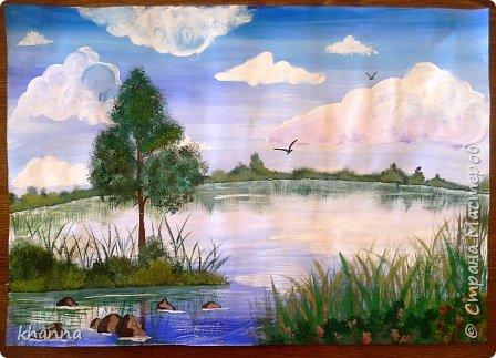 Рисунки сделаны по МК Наташи Йорк. Автор работы Смирнова Д., 9 класс фото 1