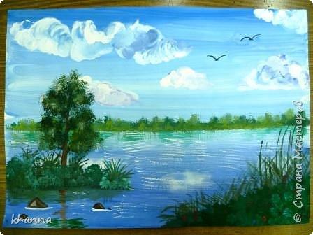 Рисунки сделаны по МК Наташи Йорк. Автор работы Смирнова Д., 9 класс фото 4