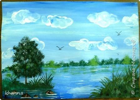 Рисунки сделаны по МК Наташи Йорк. Автор работы Смирнова Д., 9 класс фото 3