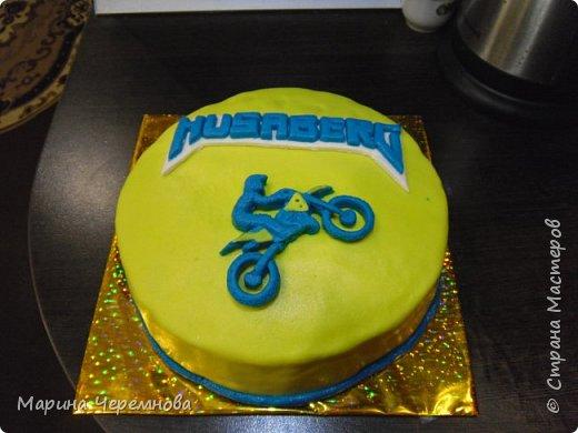 Самый первый тортик для любимой мамочки на день её рождения!!! фото 5