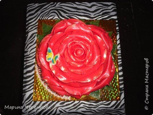 Самый первый тортик для любимой мамочки на день её рождения!!! фото 7