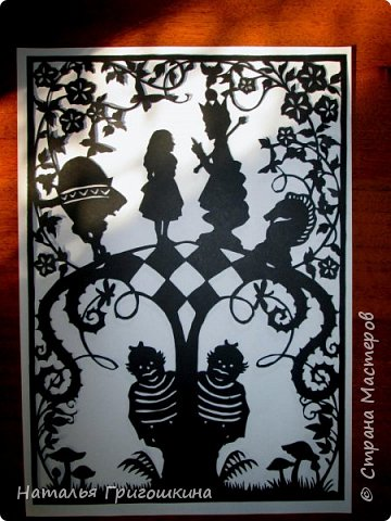 Алиса в стране чудес фото 3