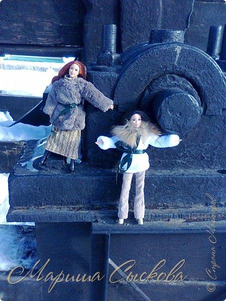 Мы с девочками так захотели поучаствовать в этом конкурсе - http://stranamasterov.ru/node/1001260?c=favorite, идея показалась очень интересной и мы решили представить свой город) смотрим  , что  у нас вышло!    Добро пожаловать в Екатеринбург!  Начнем с театра оперы и  балета . фото 16