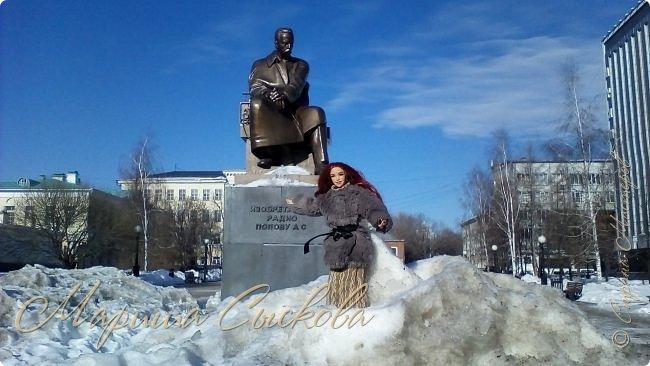 Мы с девочками так захотели поучаствовать в этом конкурсе - http://stranamasterov.ru/node/1001260?c=favorite, идея показалась очень интересной и мы решили представить свой город) смотрим  , что  у нас вышло!    Добро пожаловать в Екатеринбург!  Начнем с театра оперы и  балета . фото 35