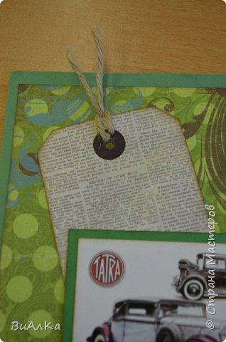 Вот такие открытки получились у меня к предстоящему празднику мужчин.) фото 10