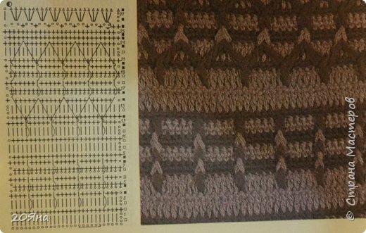 Здравствуйте, дорогие жители страны мастеров! Предлагаю вам посмотреть свитер, связанный крючком. фото 7