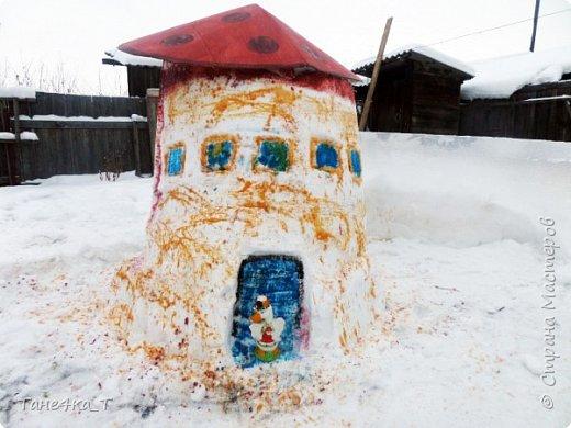 Чудо-юдо с владельцем во дворе )))) фото 4