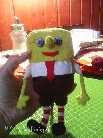 Веселый, забавный, непосредственный Спанч Боб квадратные штаны.