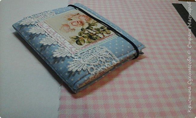 Мягкая обложка для паспорта фото 2