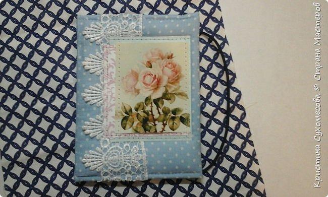 Мягкая обложка для паспорта фото 5