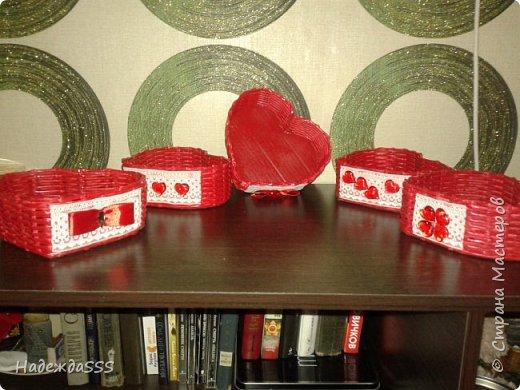 Конфетницы- валентинки фото 2