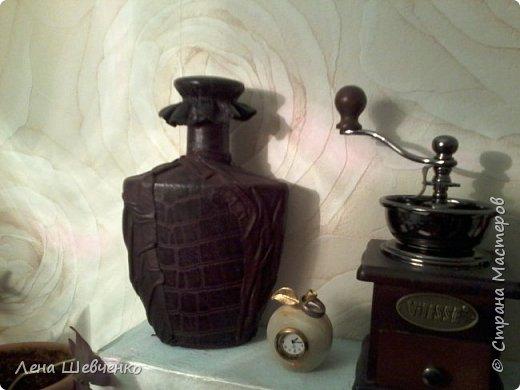 Добрый день, дорогие мои мастерицы!Примите на ваш строгий суд и мои бутылочки. фото 2