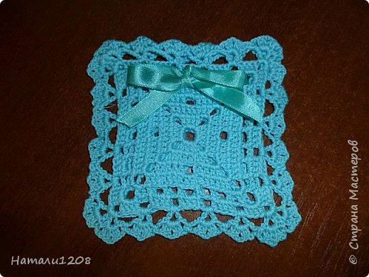 Мешочки вязаные  для подарков. фото 1