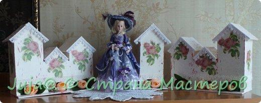 Чайный домик. Розовый шеби-шик фото 4