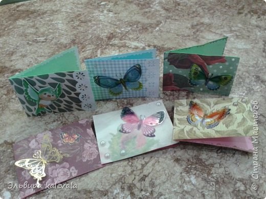 Понадобилось сделать много открыток разных видов. Вид 1й фото 2