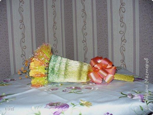 Букеты из конфет фото 22