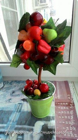 фруктово-овщной топиарий