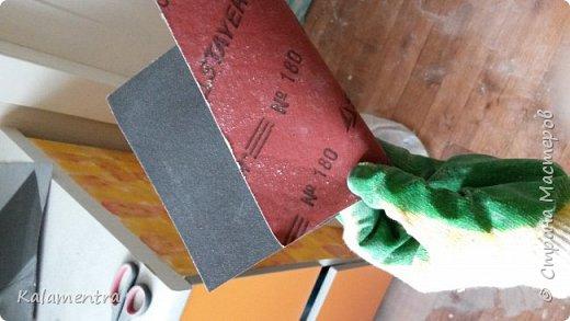 Хочу поделиться с Вами, как я сделала кровать из паллетов (деревянных поддонов))))  фото 6