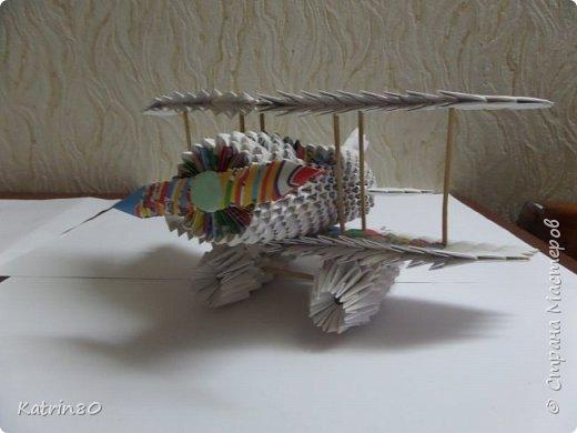 Самолет фото 1