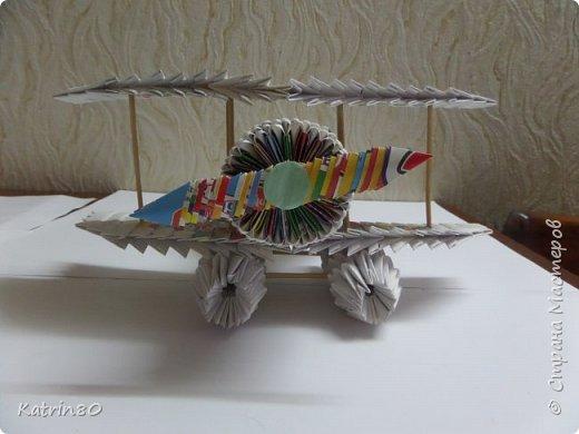 Самолет фото 2