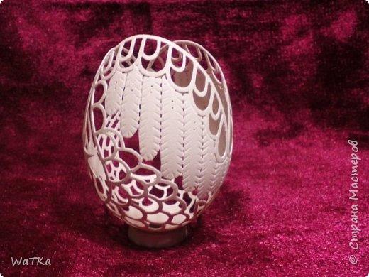 """Уж очень мне приглянулась царевна-лебедь у Марины meribesi """"Что осталось от яиц?!"""", что я решил и в свою копилку положить такую-же. Большое спасибо тебе, Марина!!! фото 3"""