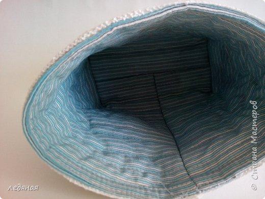 Нашила текстильных корзинок и коробочек.Очень интересные вещицы и шьются легко! фото 9