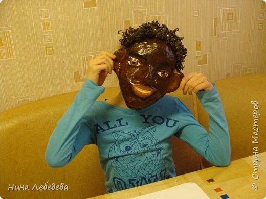 наше творчество с детьми(роспись футболок и маски) фото 18