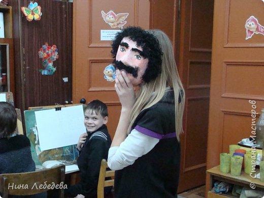 наше творчество с детьми(роспись футболок и маски) фото 20