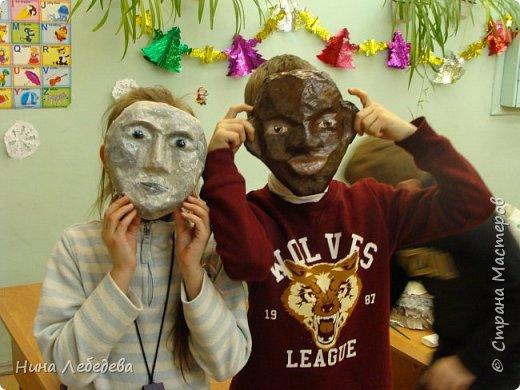 наше творчество с детьми(роспись футболок и маски) фото 14