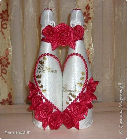 Подарочный набор к Рубиновой свадьбе фото 2