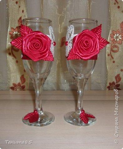 Подарочный набор к Рубиновой свадьбе фото 3