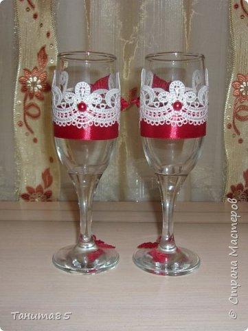 Подарочный набор к Рубиновой свадьбе фото 4