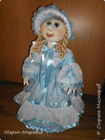 Здравствуйте дорогие мои друзья, соседи и гости Страны Мастеров! Сегодня я хочу поделиться своим опытом создания каркасной куклы-грелки на чайник. Попытаюсь показать, как я делаю таких вот красавиц. фото 1