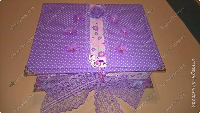 Мамины сокровища в фиолетовом цвете. фото 1